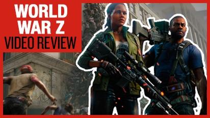 《末日之戰 World War Z》- 評論影片