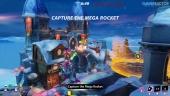 《火箭競技場》- 跟 Flux 一起在超級火箭模式中:Gameplay