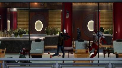 Payday 2 - Black Cat Heist Gameplay Trailer