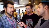 《瀆神 Blasphemous 》-Mauricio Garcia 跟 Enrique Colinet 訪談
