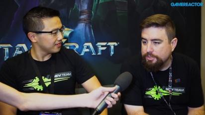 《星海爭霸 II》- Kevin Dong 與 Ryan Schutter 訪談