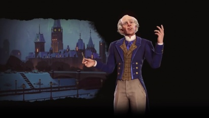 Civilization VI: Gathering Storm - First Look: Canada