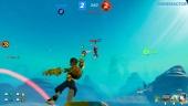 Rocket Arena - Plink in Rocketball Mode Gameplay