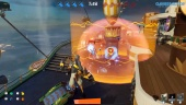 《火箭競技場》-  Topnotch 在 Mega Rocket 模式 Gameplay