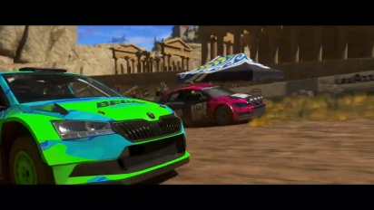 Dirt 5 - Second Launch Trailer