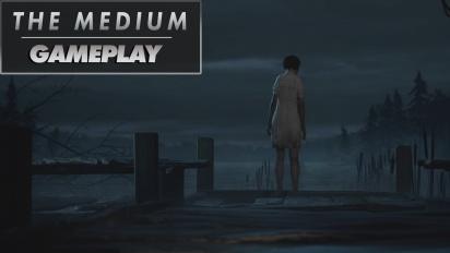 《靈媒 The Medium》- Gameplay