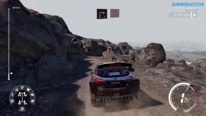 《WRC 9》- 任天堂 Switch 阿根廷拉力賽 Gameplay