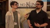 《第二國度II 王國再臨》 - Pierre Tartaix 訪談