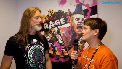 《狂怒煉獄2》- Magnus Nedfors E3展訪談