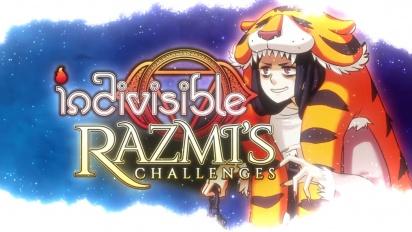 Indivisible - Razmi's Challenges (DLC) Trailer