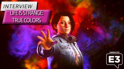 《奇異人生:本色》 - E3 2021 影片訪談