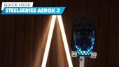 SteelSeries Aerox 3 Wireless - 快速查看