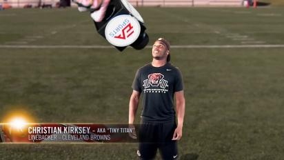 The Story of Madden NFL 15 - Tiny Titan Christian Kirksey Trailer