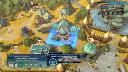 《第二國度II 王國再臨》 - 第4章節Gameplay
