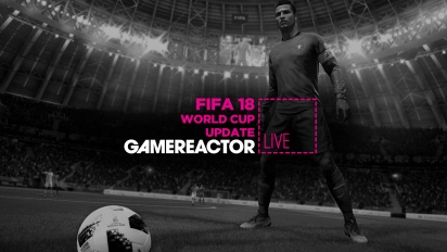 《FIFA 18》世界盃模式 - 直播重播