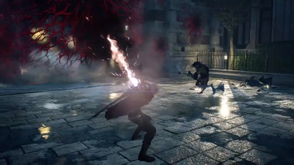 Devil May Cry 5 - First Look at Void Mode