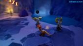 《寶貝龍 Spyro the Dragon:重燃三部曲》- Sheila 的山嶽 Gameplay
