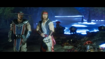 Mortal Kombat 11 - Gameplay Reveal Trailer