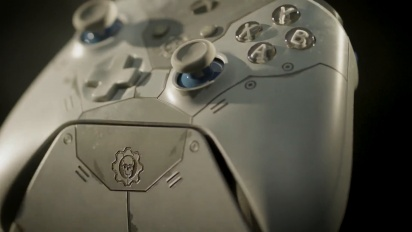 Creating the Gears 5 Limited Edition Xbox One X and Kait Diaz Controller