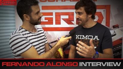 《Grid》 - 訪談費爾南多阿隆索(Fernando Alonso)