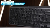Logitech MX Keys 迷你無線鍵盤 - 快速查看