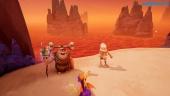 《寶貝龍 Spyro the Dragon:重燃三部曲》- 在斯克羅斯荒地大跳 Flossing 舞