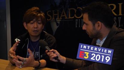 《Final Fantasy XIV: 漆黑的反叛者》- Naoki Yoshida 訪談