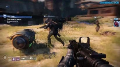 《天命2:Shadowkeep》 - New Light遊玩畫面