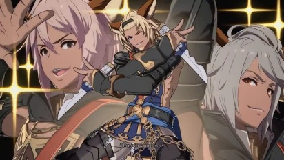 Granblue Fantasy: Versus - Lowain Character Reveal and Gameplay Trailer