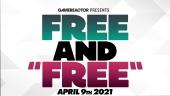 免費跟「免費」- 4月9日2021