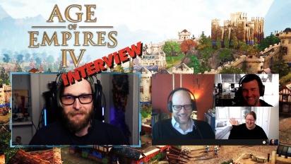 《世紀帝國IV》- 訪談