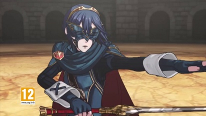 Fire Emblem: Awakening - Gameplay Trailer
