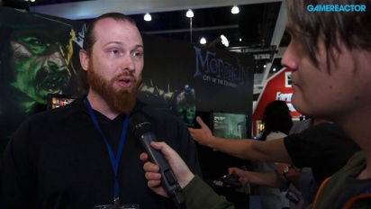 Mordheim: City of the Damned - Yves Bordeleau Interview
