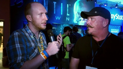 Until Dawn - Executive Creative Director E3 Interview