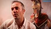 《刺客教條:奧德賽》- Marc-Alexis Côté 訪談