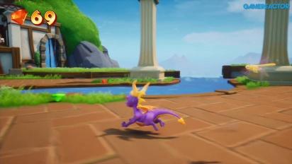 《寶貝龍 Spyro the Dragon:重燃三部曲》- 評論影片