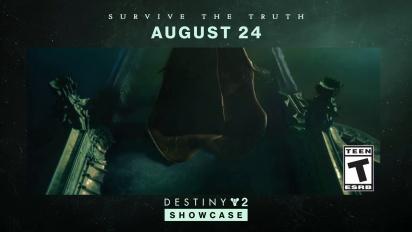 《天命2》- 「黑針巫后」展示