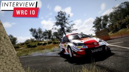 《WRC 10》- Alain Jarniou 訪談
