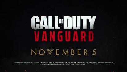 Call of Duty: Vanguard - Launch Trailer