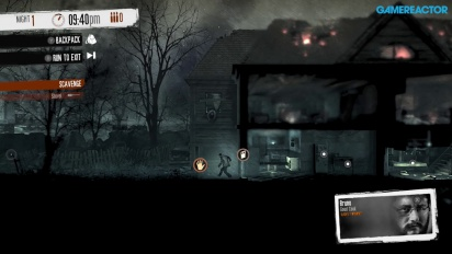 This War of Mine: The Little Ones - First 15 minute Console Gameplay