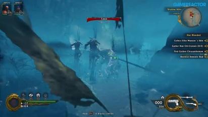 Shadow Warrior 2 - E3 Co-Op Demo Gameplay