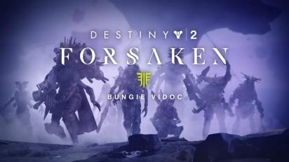Destiny 2: Forsaken - Official Reveal
