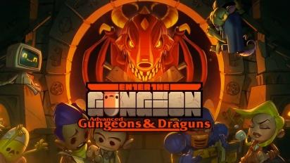 《挺進地牢:Advanced Gungeons & Draguns》免費更新- 發行宣傳片