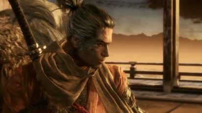 Sekiro: Shadows Die Twice - Launch Trailer