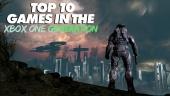 萬中之選:Xbox One時代的十大傑出遊戲