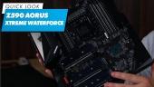 Aorus Z590 Xtreme Waterforce 主機板 - 快速查看