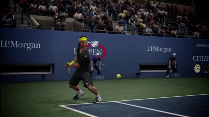 Grand Slam Tennis 2 - US Open Trailer