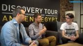 《刺客信條探索之旅:古埃及》-  Maxime Durand 與 Jean Guesdon 訪談