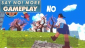 《Say No! More》- 實機操作