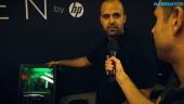 HP OMEN -  Ricardo Silva 訪談與產品概覽